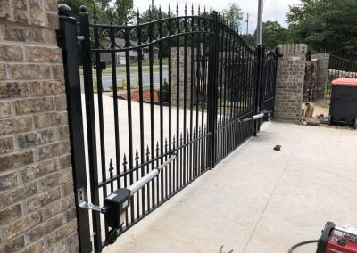 PreFab Steel Gate