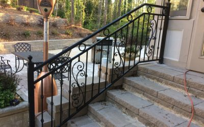 Iron Railing Upkeep and Maintenance