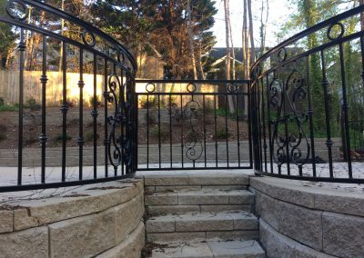 Custom Steel Handrails