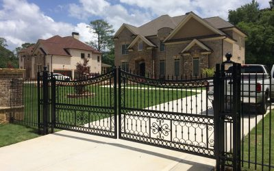 Benefits of Getting A Driveway Gate Installed
